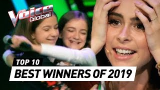 BEST WINNERS in The Voice (Kids, Senior) 2019 | The Voice Rewind