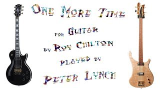 Examiner plays Trinity Grade V Plectrum guitar: One More Time by Roy Chilton
