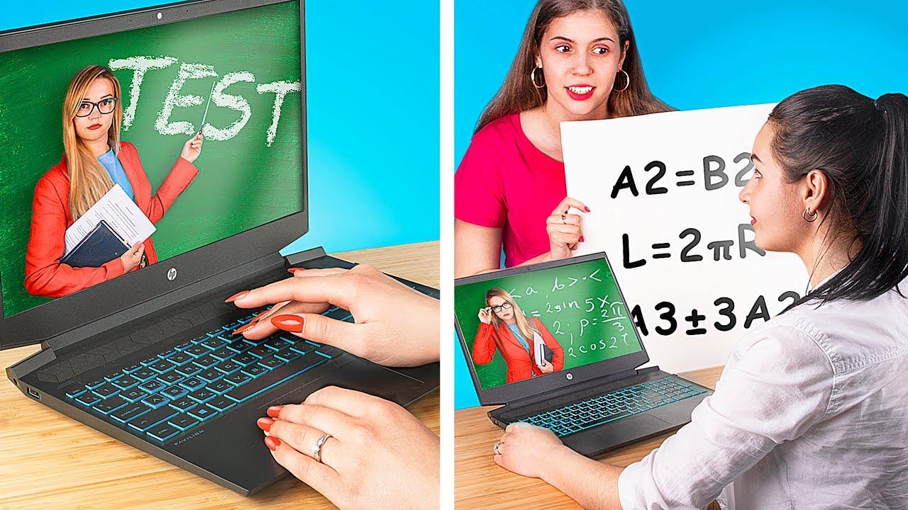 Ops! Situações Embaraçosas Durante Aulas Online