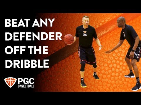 Beat Any Defender Off The Dribble | Skills Training | PGC Basketball