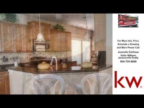 6194 CASTERBRIDGE RD, JACKSONVILLE, FL Presented by Jeannette Kohlhaas.