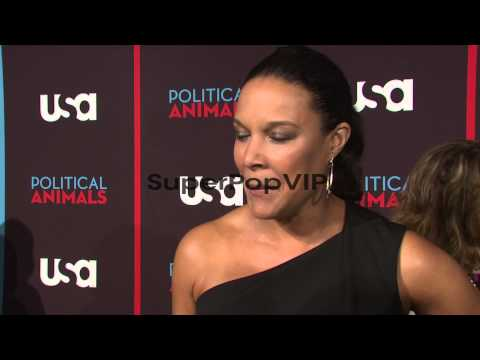 INTERVIEW: Linda Powell on her role in the show, on how s...