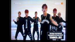 Первый выпуск  BRIDGE TV K-POP Time (русский телеканал)