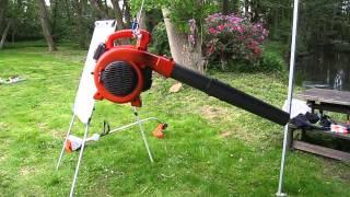 видео Как выбрать садовый пылесос, электрический или бензиновый?