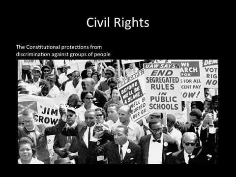 5.12 Civil Rights & Affirmative Action AP Gov