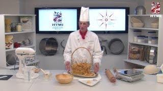 Culinary Show - Bread Showpiece