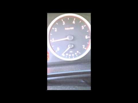 04 BMW 545i N62 Bad warm up.