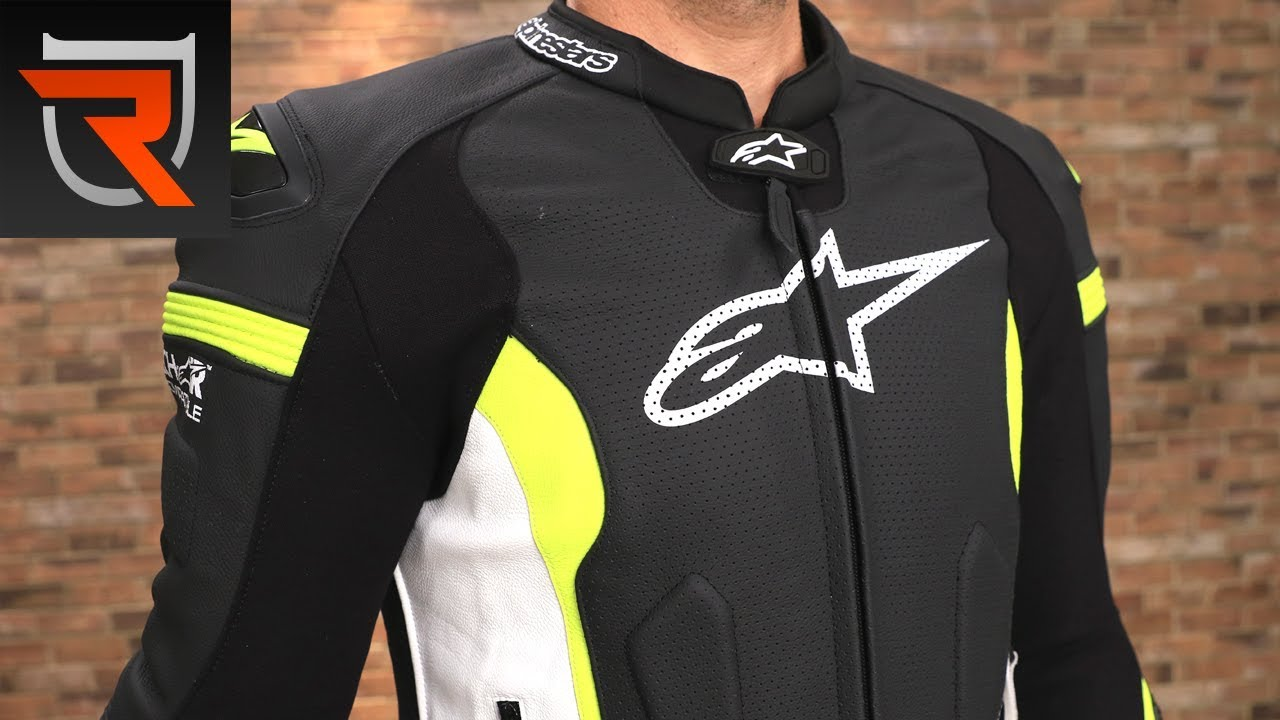 524164f6d Alpinestars Missile Tech-Air Leather Motorcycle Jacket Product Spotlight  Review | Riders Domain