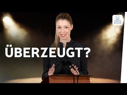 Richtig argumentieren | Diskussion gewinnen | Deutsch