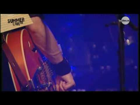 Julien Doré - Bords De Mer - Live 2009