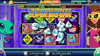 Big Fish Casino Epic Win 970,000,000!