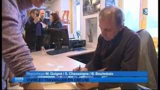 Vivre et travailler en Creuse - Hors série La voix est libre - (intégrale)