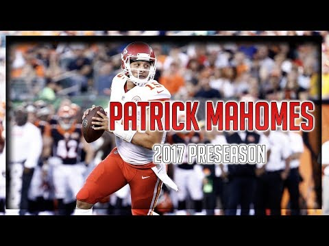 Patrick Mahomes Complete Preseason Highlights // VS Bengals, 49ers, Seahawks