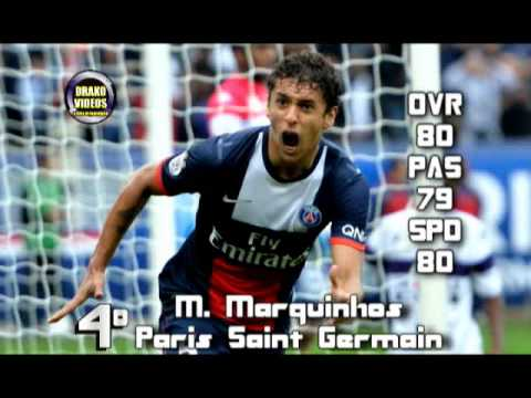 TOP 10 Young Players PES 2016 players U21