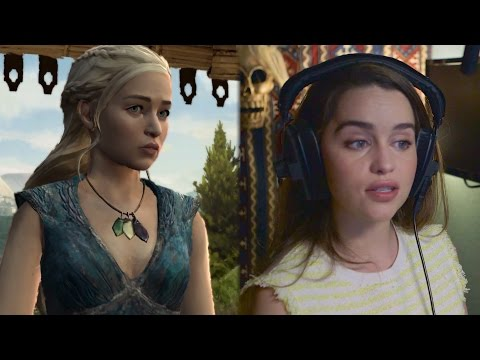 [ALL SPOILERS] Game of Thrones: A Telltale Games Series - TV Cast Featurette