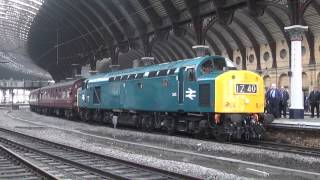 British Rail 40145 at York