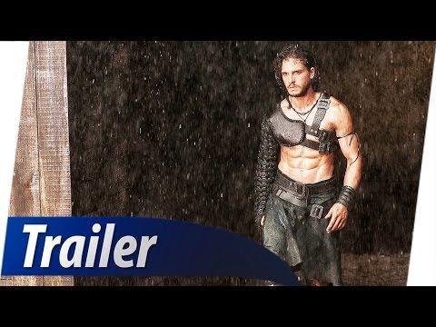 Pompeii Film Trailer Deutsch