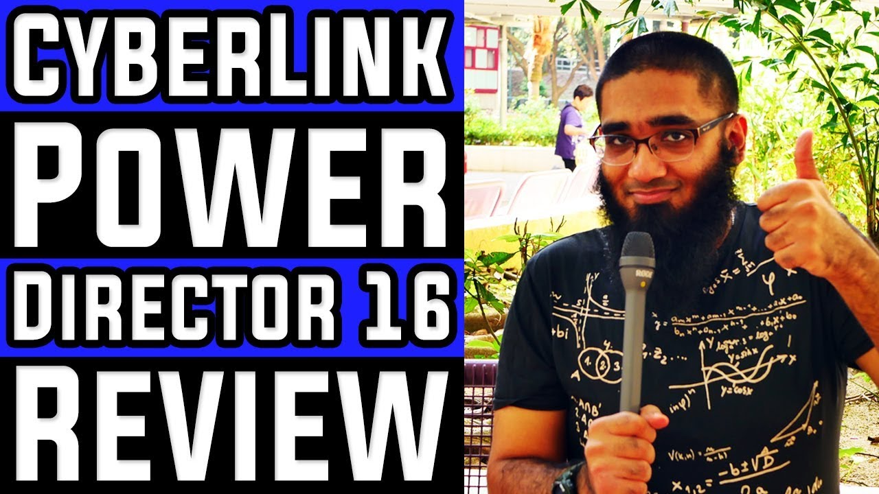 a4538f8048a77 📺CyberLink PowerDirector 16 Review