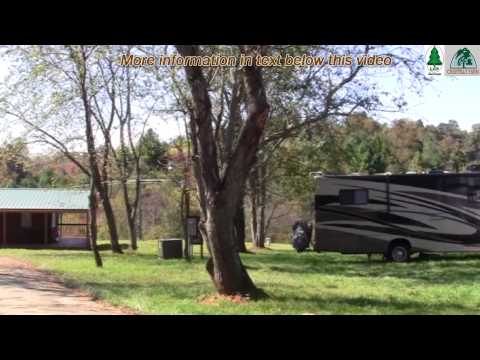 Camping at Chantilly Farm , Floyd Virginia