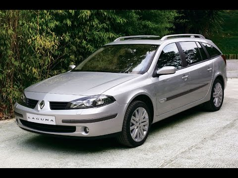 renault laguna ii grand tour fase 21 9 dci 2006 super test auto al d a youtube. Black Bedroom Furniture Sets. Home Design Ideas