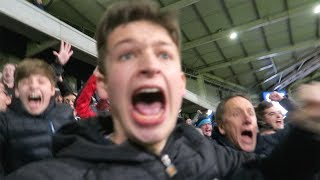 THE MOMENT BOLTON SCORED A LAST MINUTE WINNER TO PUT US ON POSITIVE POINTS