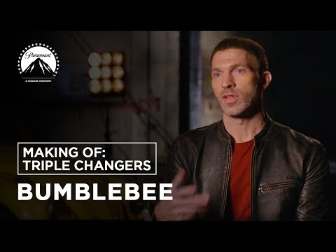 Bumblebee | Making Of: Triple Changers | Paramount Brasil