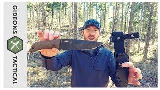Best Survival Knife Under 0: Ka-Bar Turok