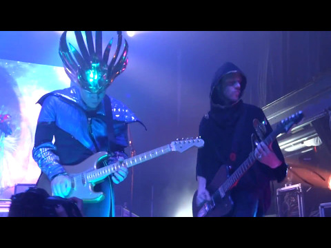 Empire of The Sun  New York 2017  Standing on the Shore  First Row