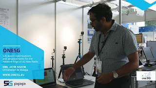 5G PPP ONE5G EuCNC 2019 Project Demo