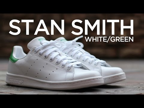 official photos 74de1 98471 Closer Look  Adidas Stan Smith - White Green