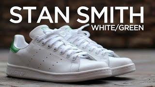 Closer Look: Adidas Stan Smith - White/Green