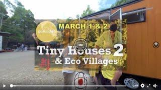 Polkadot Presents... Tiny Houses & Eco Villages 2 Seminar @ The J Noosa • Mar 1 & 2, 2019