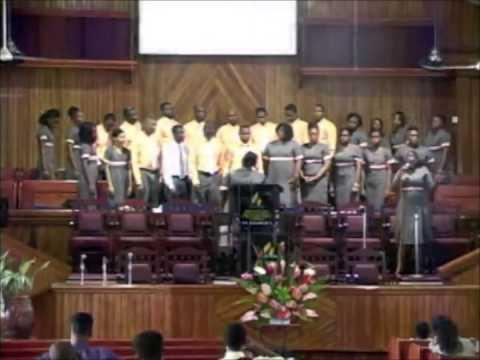 St. George's SDA Church Choir - Choir Day 2014 Part 2 ...