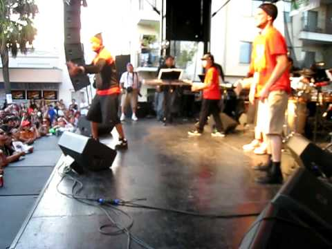 Mickey D's Ice Breakers at Calle Orange