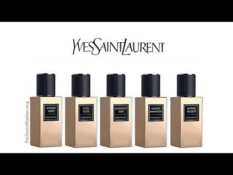 Collection Vestiaire Saint Perfumes 2017 Yves Laurent Le Oriental qUzMVpSLG