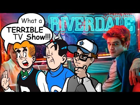 How Riverdale Betrays its Source Material (And Why I Care)