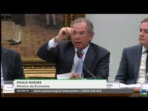 Paulo Guedes: Quem fica 16 anos no poder não tem direito de perguntar onde estão os empregos