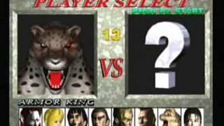Tekken - Armor King thumbnail