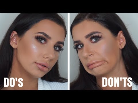 MAKEUP MISTAKES TO AVOID | DO's & DON'TS