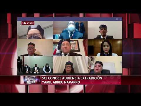 Caso Emely Peguero: conocen recurso de hábeas corpus interpuesto por Marlin Martínezиз YouTube · Длительность: 5 ч16 мин9 с