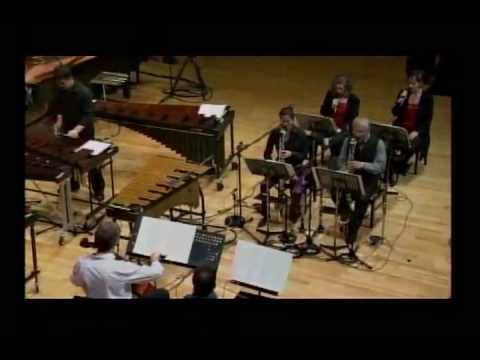 Steve reich music for 18 musicians section xi