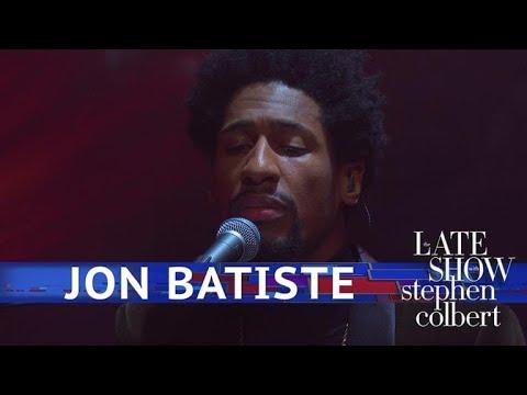 Jon Batiste Performs 'Saint James Infirmary Blues'