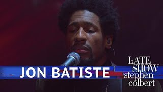 Jon Batiste Performs 'Saint James Infirmary Blues'