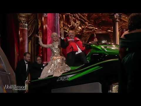 Oscars' Jet Ski Winner Giving Away Shortest-Speech Prize