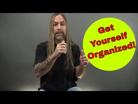 steve stine live guitar lesson get yourself organized youtube. Black Bedroom Furniture Sets. Home Design Ideas