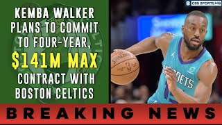 Kemba Walker commits to four-year, MAX CONTRACT with CELTICS   2019 NBA Free Agency   CBS Sports HQ