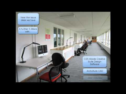 UCS Ipswich Library:  Virtual Tour