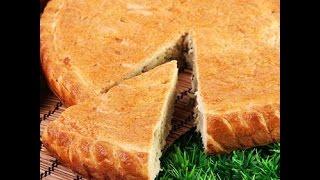 Пироги домашние по бабушкиным рецептам! Домашний пирог. Тесто для пирогов с любой начинкой!
