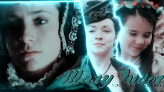 Mary Tudor -  ❝You've seen me bare❞ [18th February 1516]