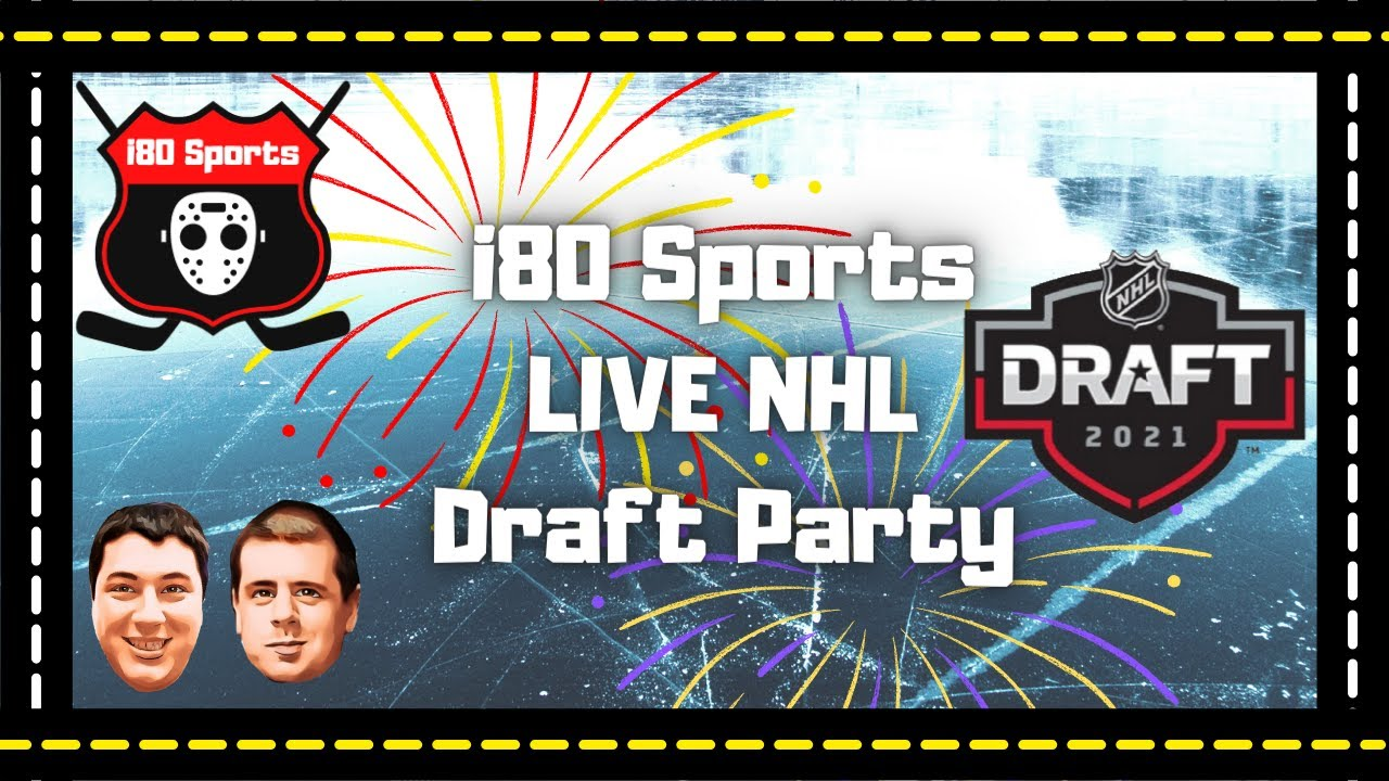 2021 NHL Draft Party